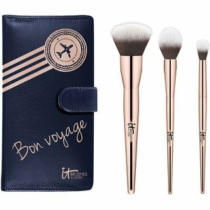 BNIB IT Cosmetics Your Passport To Travel Brush Se